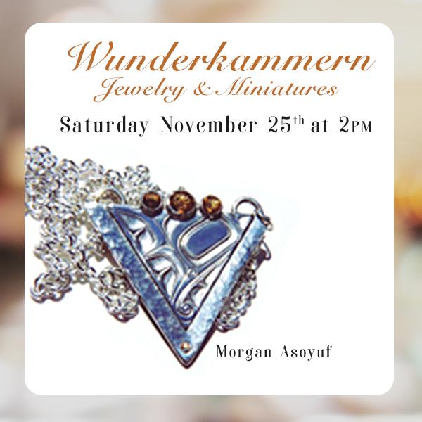 Wunderkammern: Jewellery and Miniatures
