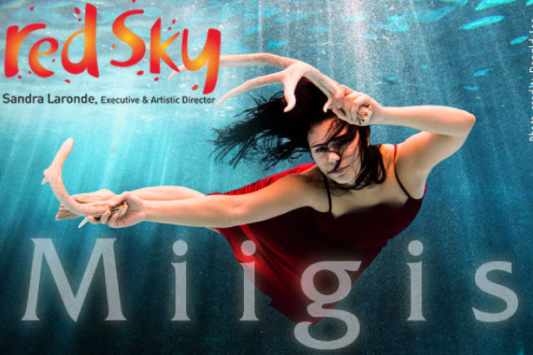 Red Sky Performance Wraps 2017 Season with a MIIGIS Soundtrack CD + Digital Release