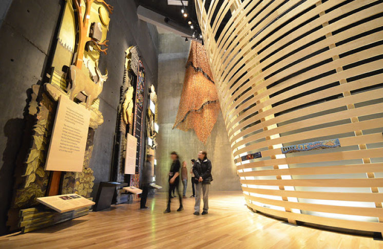New virtual tour of Canadian Museum for Human Rights