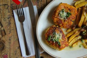 Jack Fish Cakes | Image source: The Social Agency