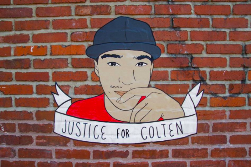 Justice for Colten by Zola (instagram: @ZolaMTL)