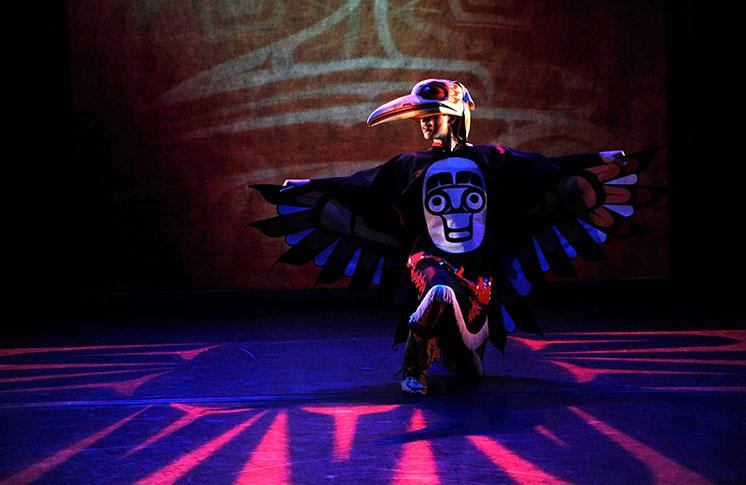 MARGARET GRENIER ON INDIGENOUS DANCE, DAMELAHAMID & NOURISHING A FLAME