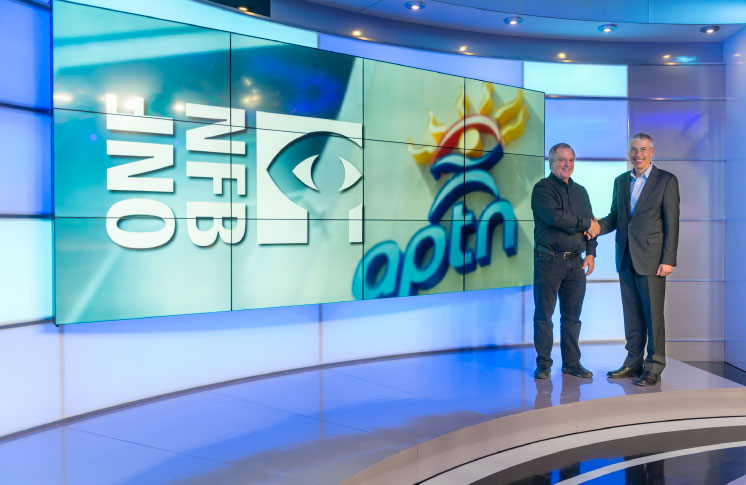 NFB and APTN Enter Partnership to Strengthen Role of Indigenous Peoples and Creators in the Canadian Audiovisual Industry