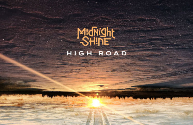 TAKING THE HIGH ROAD: Midnight Shine's third album reaching new places