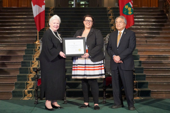 Indigenous Projects Receive Lieutenant Governor's Ontario Heritage Awards