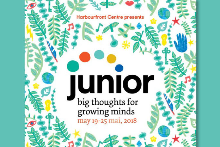 Junior: big thoughts for growing minds