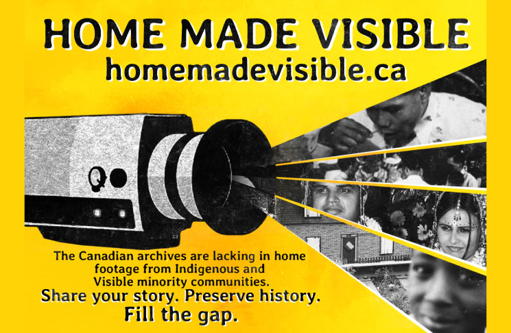REGENT PARK FILM FESTIVAL ANNOUNCES NATIONWIDE ARCHIVAL PROJECT HOME MADE VISIBLE