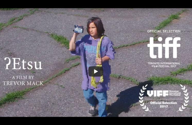 Award-winning Tsilhqot'in filmmaker Trevor Mack releases visually striking short film about child suicide online