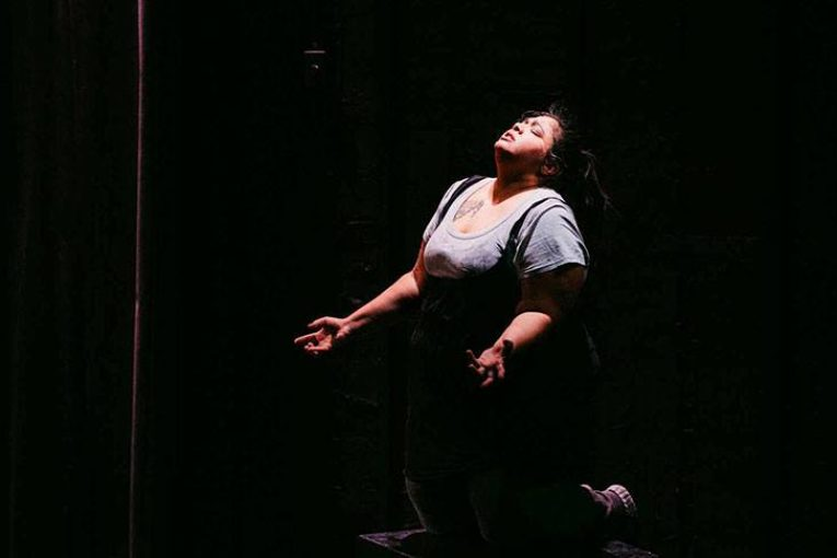 ANISHINAABE PLAYWRIGHT YOLANDA BONNELL ON THE CREATURE MANIDOONS: BUG
