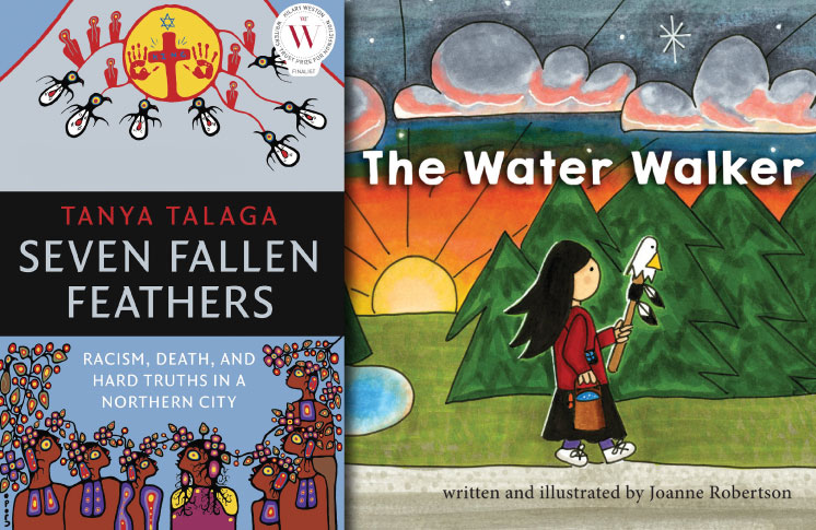First Nation Communities READ 2018-2019 Announce the Children and Young Adult/Adult  Selected Titles for the Indigenous Literature Award