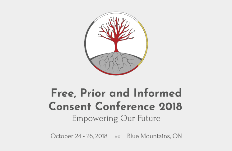 Save the Date Free, Prior & Informed Consent Conference 2018: Empowering Our Future