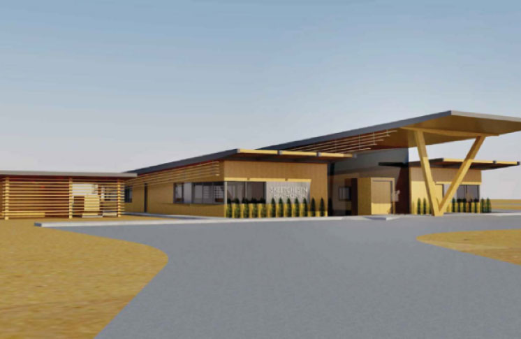 Skeetchestn Breaks Ground on New Health and Wellness Centre