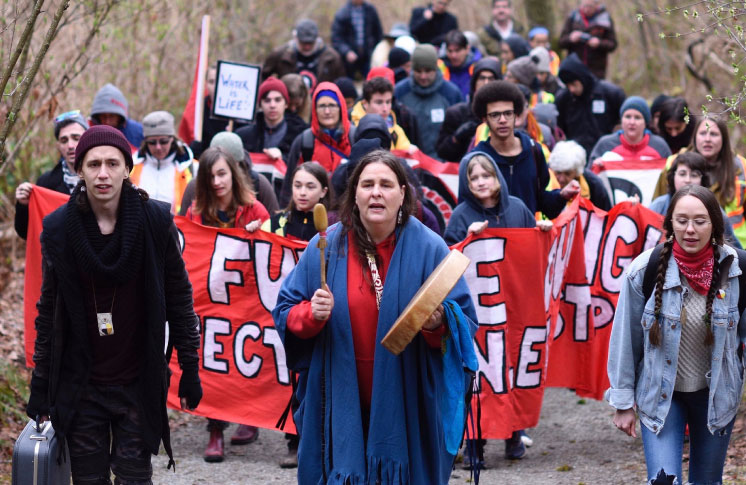 Kinder Morgan Fined $920 for Illegal Salmon Spawning Prevention