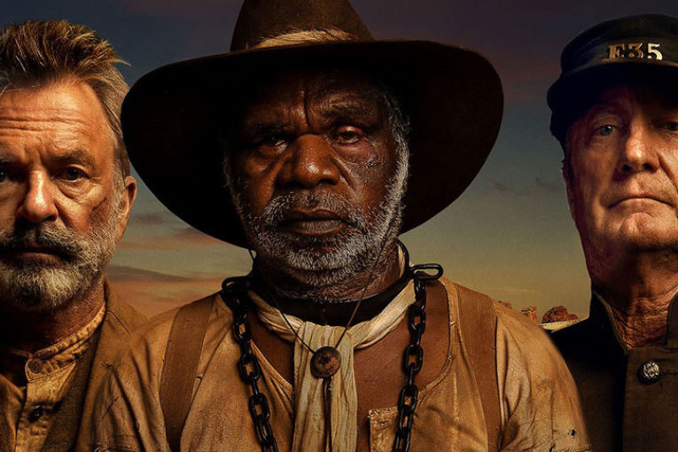 SWEET COUNTRY: WARWICK THORTON'S WESTERN IN THE OUTBACK