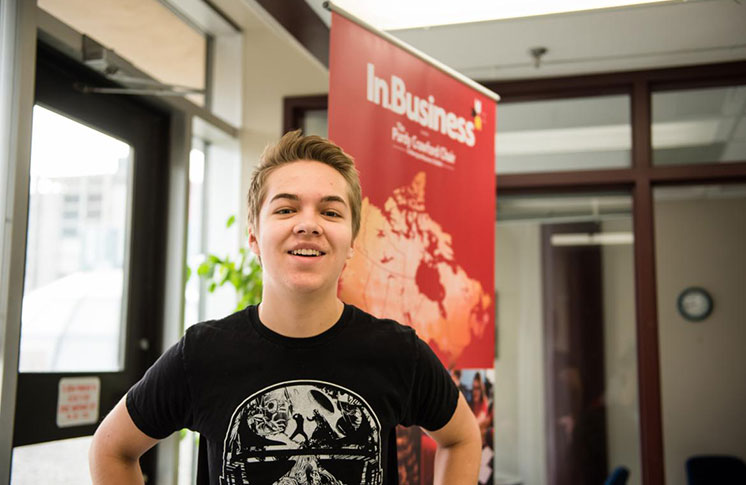 VIU SUPPORTED BUSINESS PROGRAM INSPIRES INDIGENOUS YOUTH