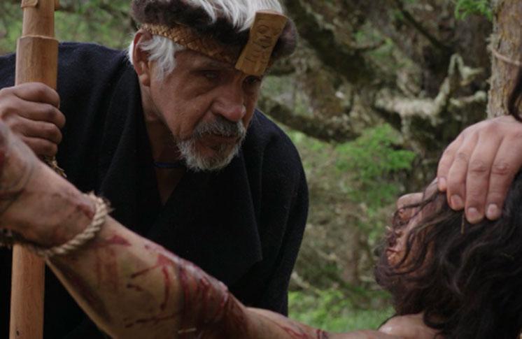 "World Premiere of Haida-language film ""Sg̱aawaay K'uuna (Edge of The Knife)"" announced for 43rd Toronto International Film Festival 2018"
