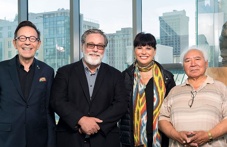THE AVATAQ CULTURAL INSTITUTE AND THE MONTREAL MUSEUM OF FINE ARTS JOIN HANDS TO PROMOTE INUIT ART AND CULTURE