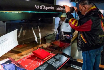 First Nations Elders, advisors co-create exhibit on Indian Act with CMHR