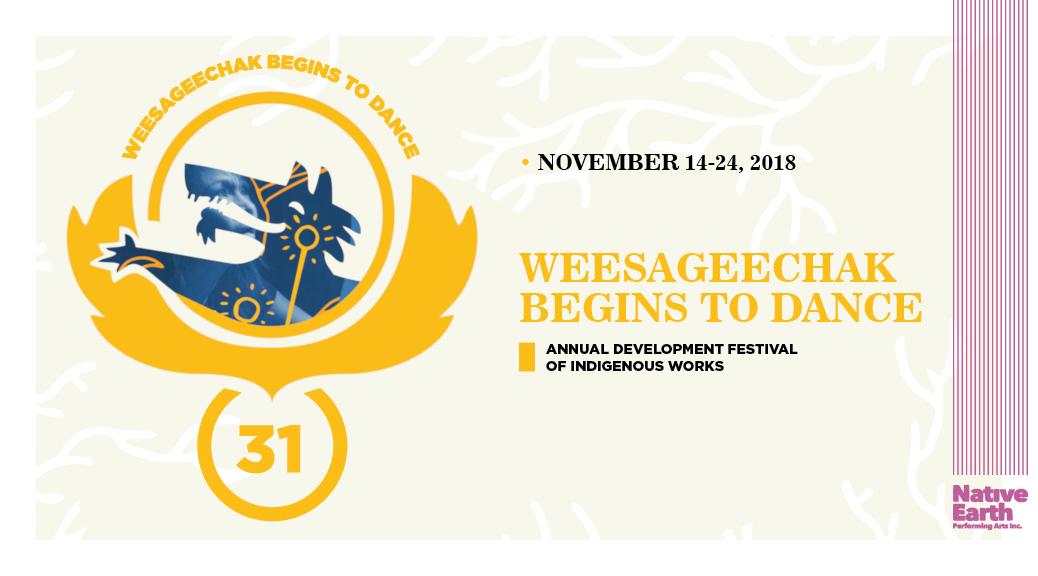 Weesageechak Begins to Dance 31