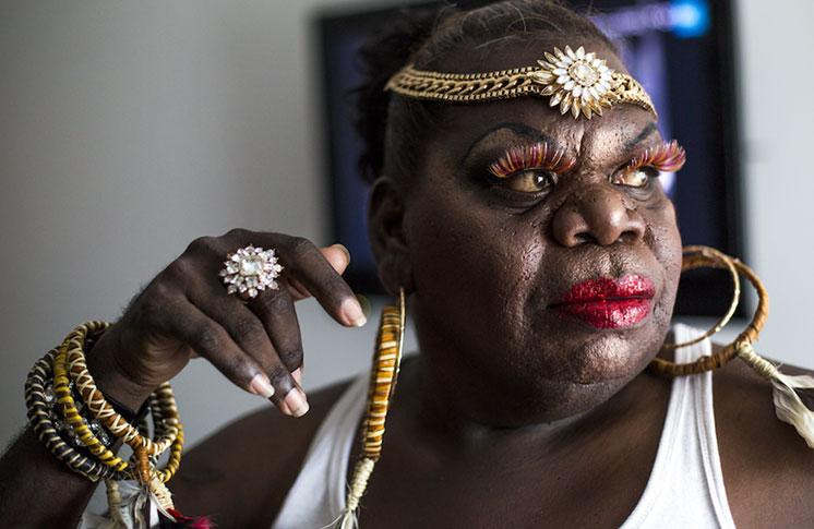 MAKING THEIR TKARANTO DEBUT – THE FABULOUS BLACK DIVAZ OF AUSTRALIA