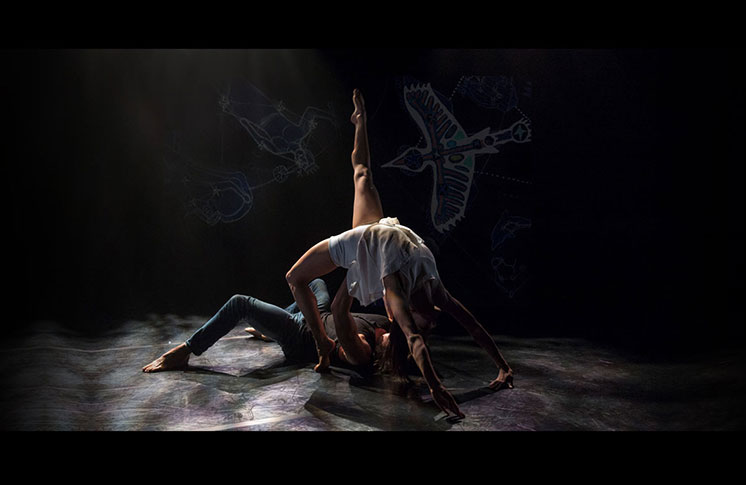 A WORLD PREMIERE FROM ONE OF CANADA'S FOREMOST CONTEMPORARY DANCE COMPANIES: TRACE