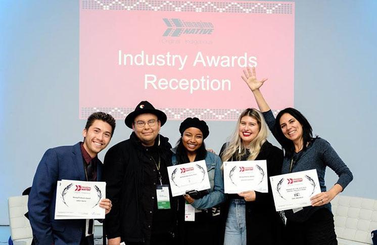 The 19th Annual imagineNATIVE Film + Media Arts Festival Announces Festival Award Winners