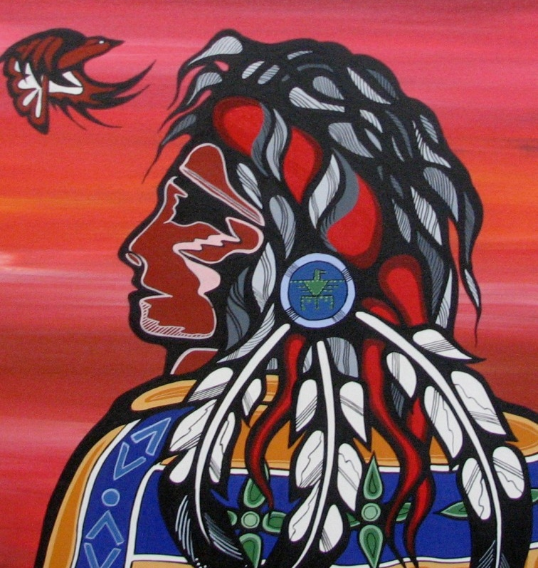 NISHNAABENDAA NOONGO : SEEING PEOPLE IN OJIBWAY