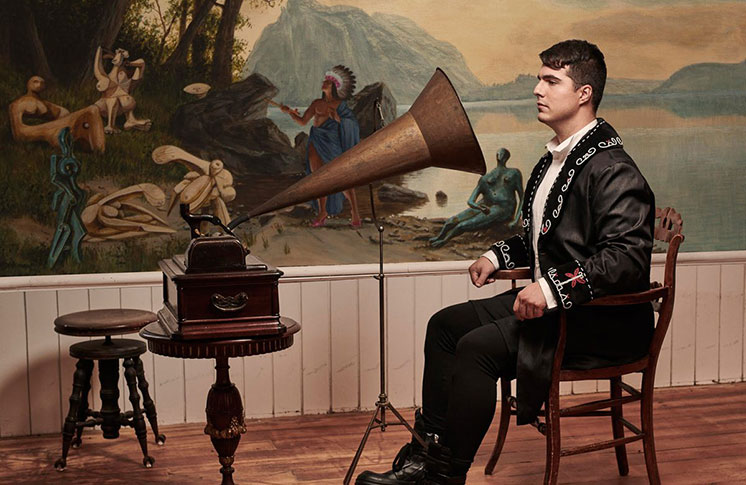 JEREMY DUTCHER ON CLIMATE CHANGE, TWO-SPIRITS, AND THE ETHOS BEHIND WOLASTOQ MUSIC AND THE INDIGENOUS CULTURAL RENAISSANCE