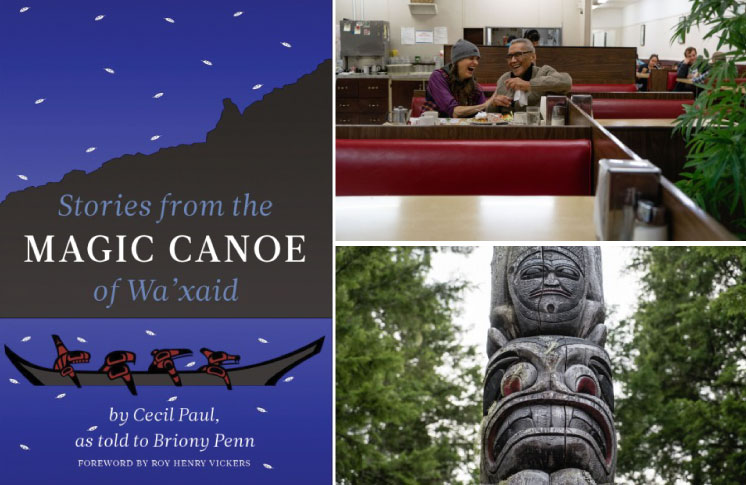 COMING MAY 2019 | Stories from the Magic Canoe of Wa'xaid