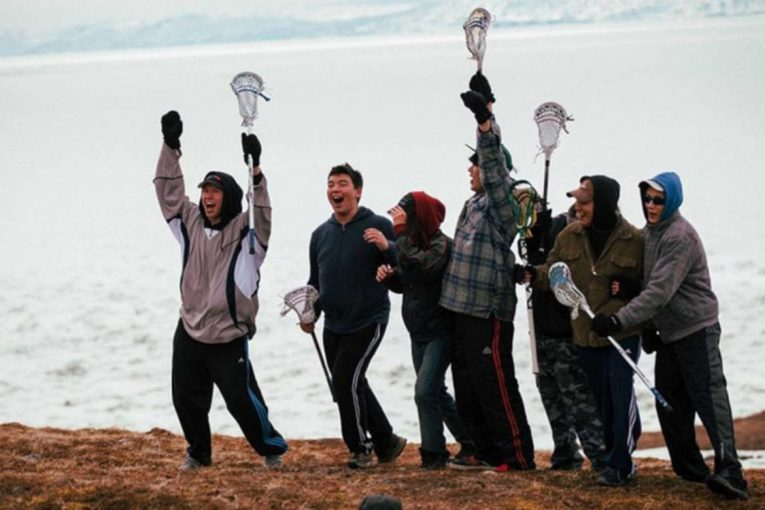 'THE GRIZZLIES' THEATRICAL DEBUT WITH PAUL NUTARARIAQ AND ANNA LAMBE