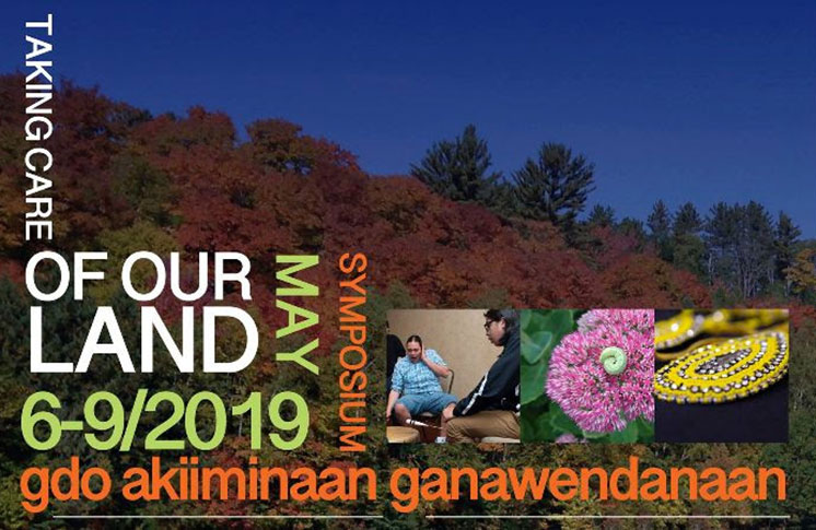 Taking Care of Our Land Symposium 2019
