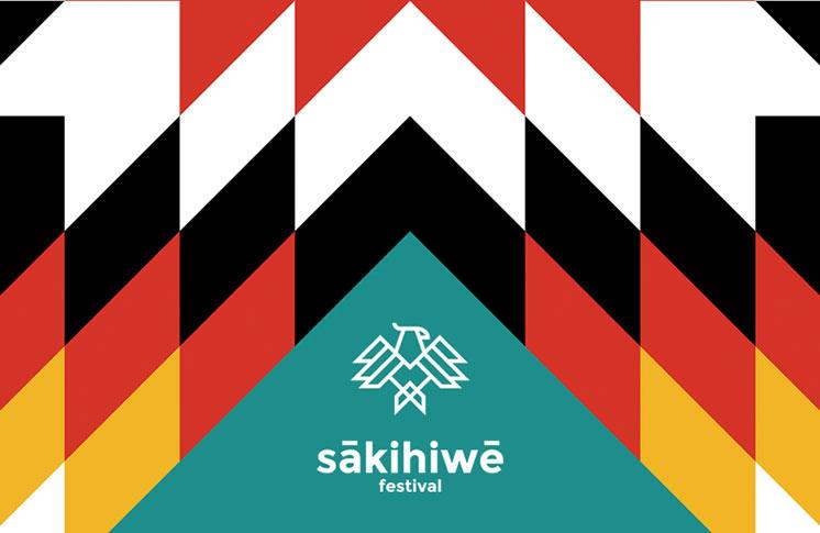 sākihiwē festival 2019 lineup, June 14 - 16 in Winnipeg - MUSKRAT