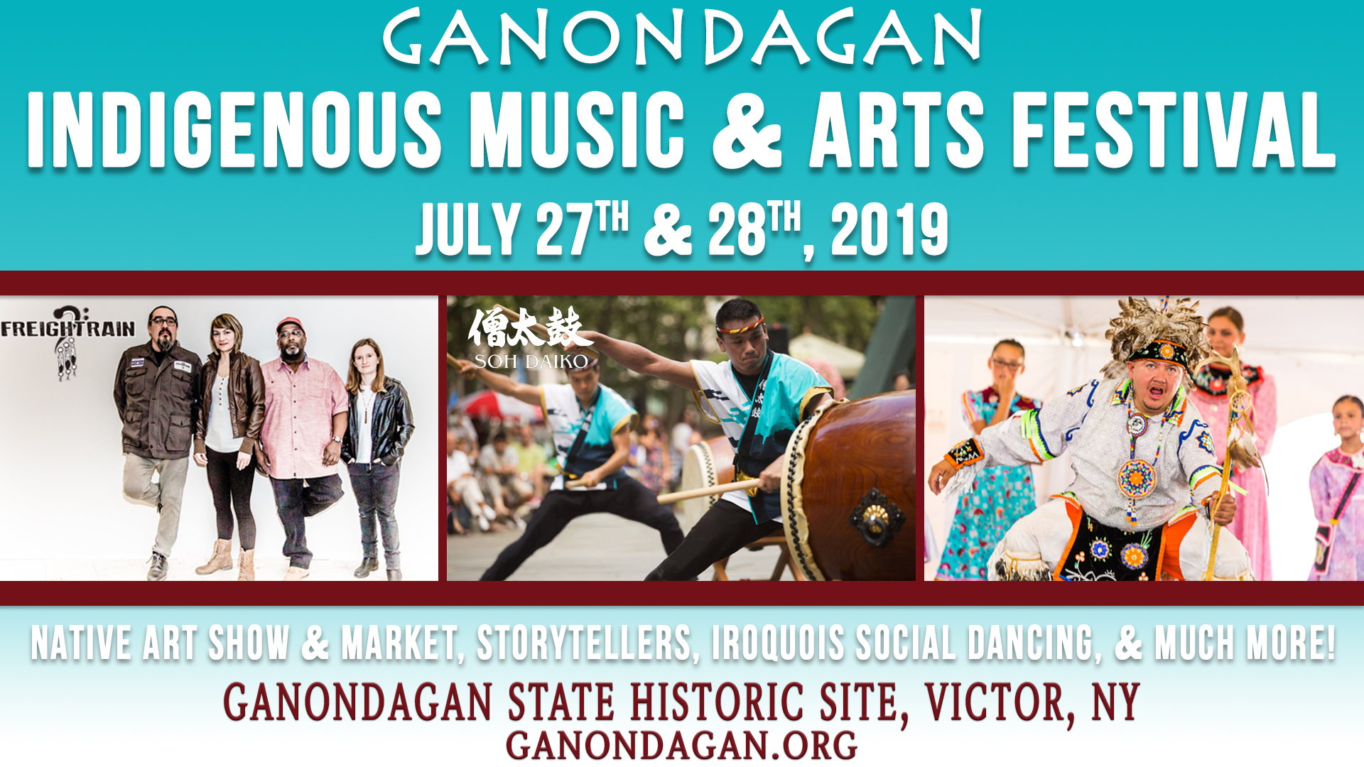 Indigenous Music & Arts Festival