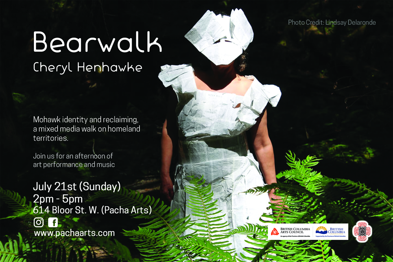 Bearwalk: Performance and Music at Pacha Arts
