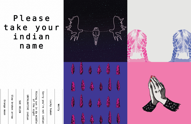 La Guilde presents the exhibition Nehirowisidigital by emerging artist Meky Ottawa
