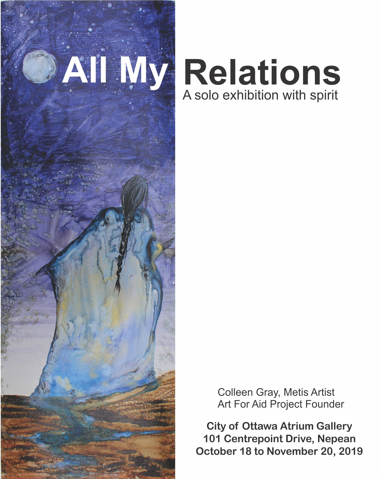 All My Relations - An Exhibition With Spirit