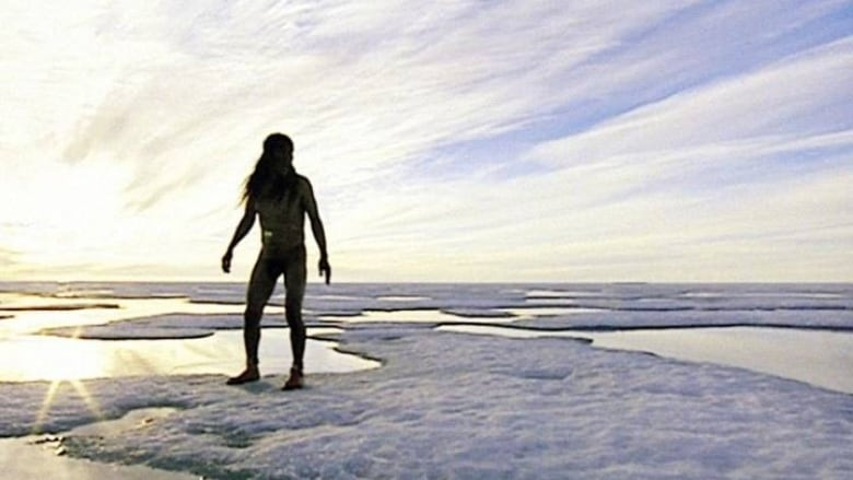 Still of Atanarjuat: The Fast Runner (2001, Zacharias Kunuk) | Image source: Isuma Igloolik Productions.