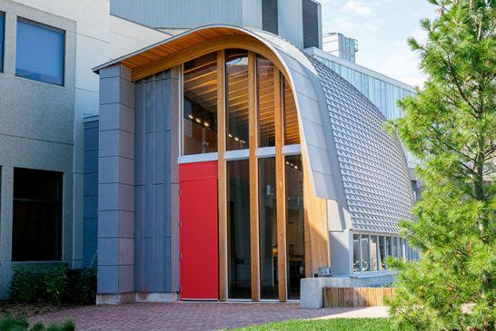 Seneca's Odeyto building wins 2019 Toronto Urban Design Award