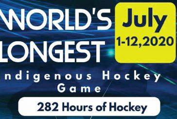 World's Longest Hockey Game Announces Recruitment Day