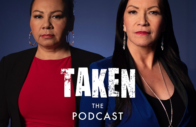 EAGLE VISION ANNOUNCES 10-PART SERIES TAKEN THE PODCAST NOW AVAILABLE