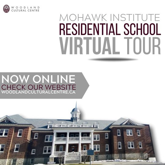 Mohawk Institute Residential School Virtual Tour