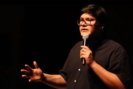 VANCE BANZO NEW GENERATION STAND-UP COMEDIAN AT THE GCHI DEWIN FESTIVAL