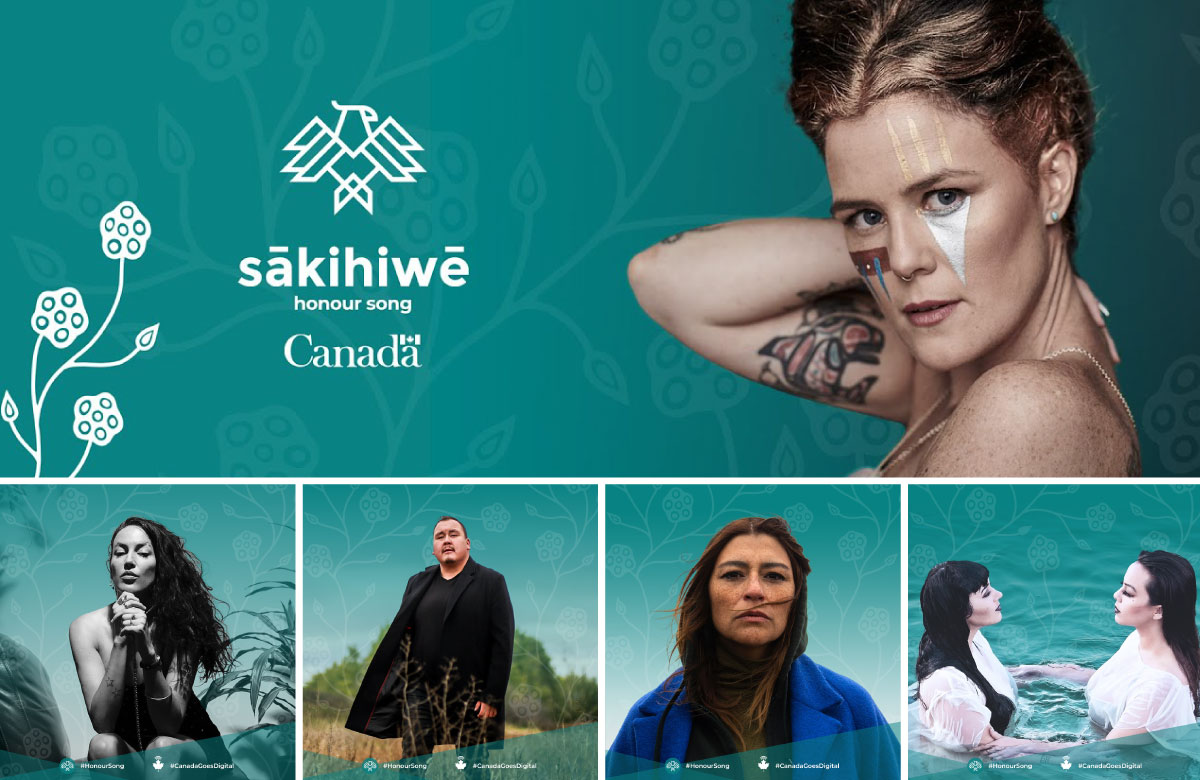 Introducing Honour Song w/ Susan Aglukark, William Prince, and more