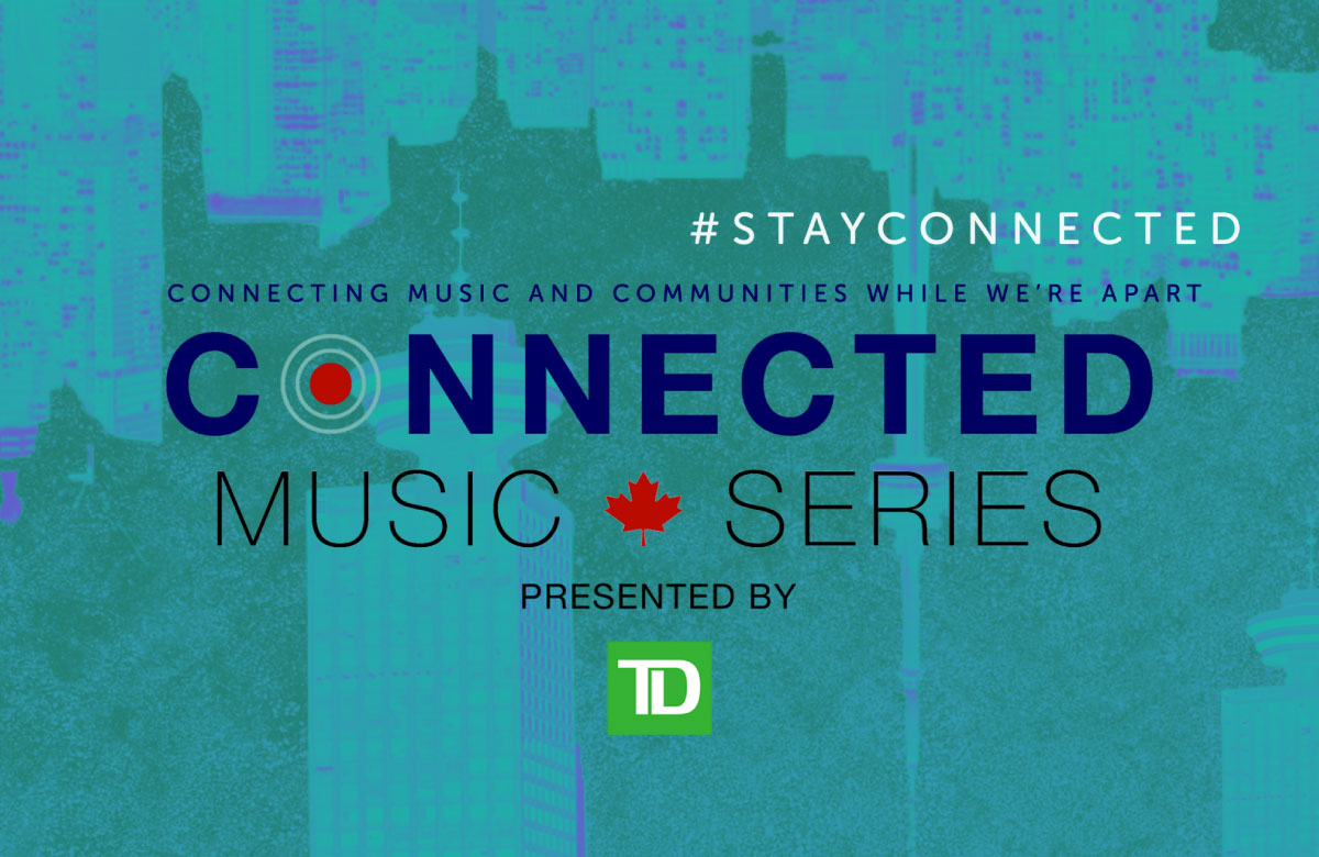 The Connected Music Series to showcase Black, Indigenous and South Asian artists in culturally significant spaces across Canada