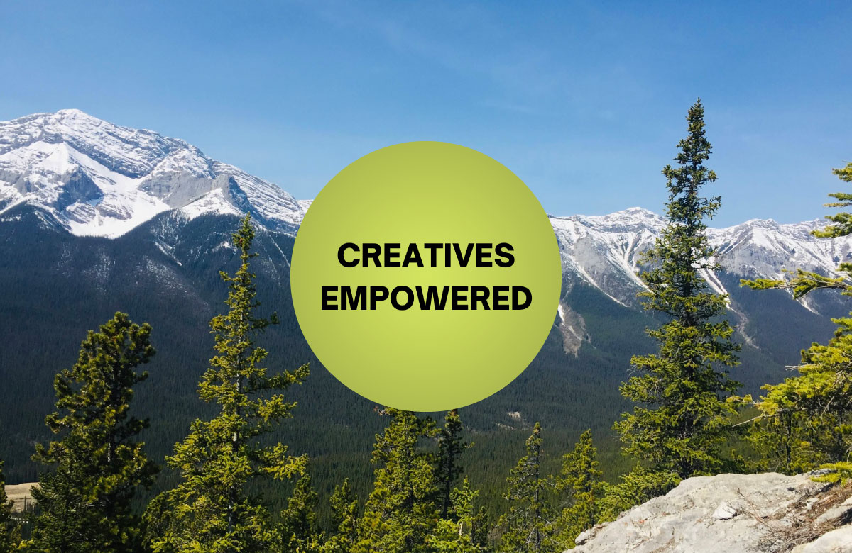CREATIVES EMPOWERED OFFICIALLY LAUNCHES!