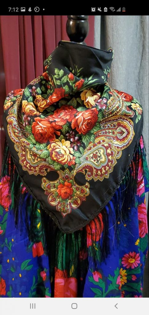 Kokum Scarves by Capture Your Dreams Indigenous Fashion and Jewelry