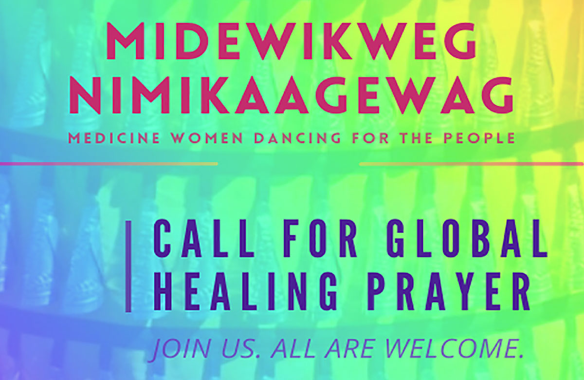 Call for World Healing enters sixth month | DEC 20, 2020 @ 12AM