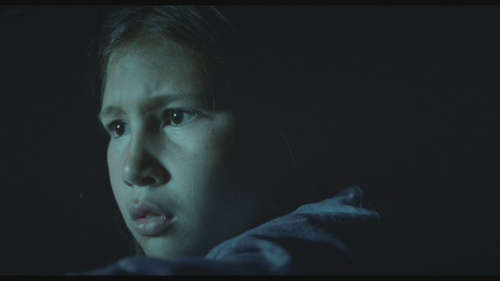 Lake Delisle as Ivy in her first feature role.
