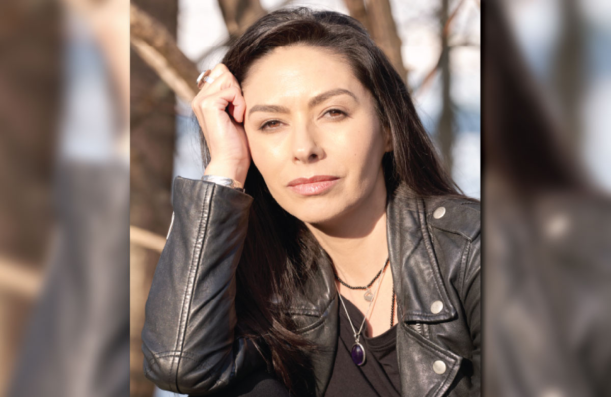ACCLAIMED ACTOR CARMEN MOORE ON RUSTIC ORACLE, MMIWG, WHAT'S CHANGED IN THE SCREEN INDUSTRY