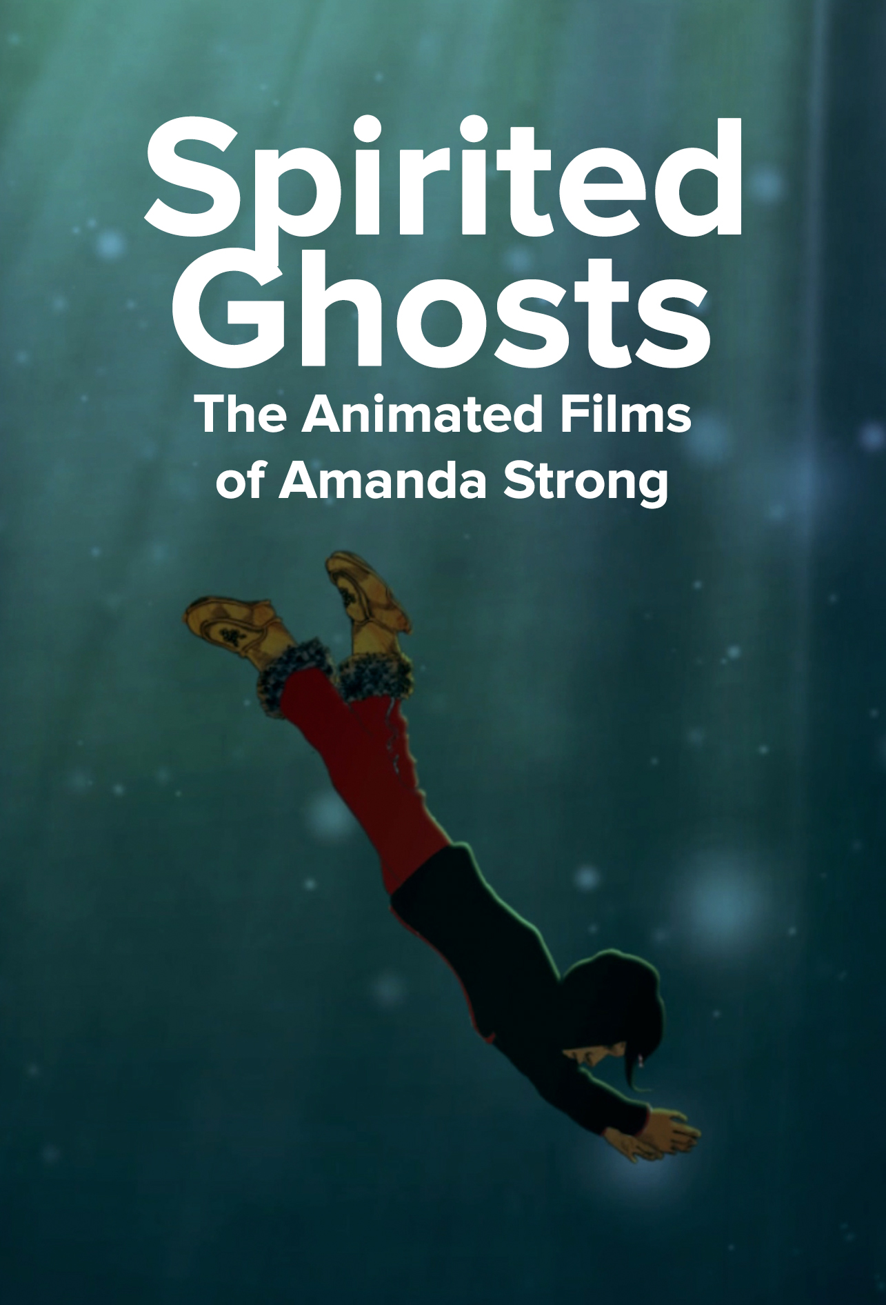 Spirited Ghosts: The Animated Films of Amanda Strong (Free Screening!)